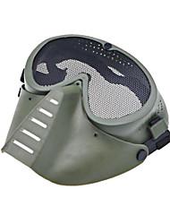 protectora do brinquedos ajustáveis protecção facial máscara de olho anti-mosca