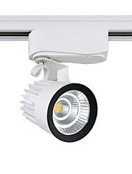 Lampes sur Rail Blanc Chaud 15 W 1 COB 1000 LM 2700-3200 K AC 85-265 V