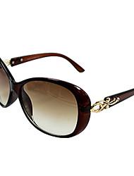 UV 400 vrouwen ovale mode van hoge kwaliteit zonnebril