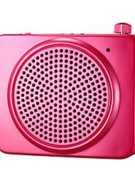 Loudspeaker Voice Amplifier Megaphone Wireless for Teachers Tour Guide Support TF USB AUX MP3 FM N92T