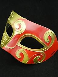 a máscara de alta qualidade festa a fantasia do dia das bruxas (cor aleatória)