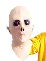 unirse nuevo látex principal extranjero horribles ® enmascarar fiesta de halloween prop con ojos negros