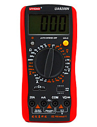 UA9208N Digital Multimeter AC DC Voltage Current Resistance Capacitance 10 MΩ Manual Range
