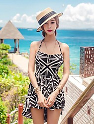 Women's Lrregular Skirt Sexy Skirt Piece Swimsuit