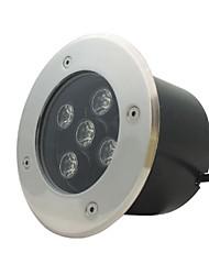 5W 425lm lampe étanche AC85-265V de lumière de la terrasse souterrain