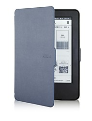 ours timide ™ 6 pouces design mince Housse en cuir pour Kindle nouvelle 2014 (Kindle 7) ebook Amazon