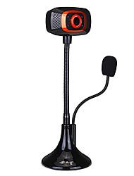 diyiyan visione f8 notte ha portato webcam con microfono incorporato