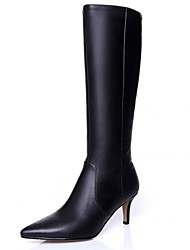 Women's Shoes Fashion Boots Stiletto Knee High Boots