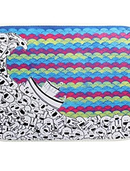 Okade 13'' Color Wave Pattern Computer Liner Protection Notebook Computer Bag