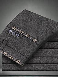 b&q Männer Casual elastische Hose