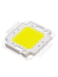 50w 6000k 4500lm LED cool white puce (30-35v)
