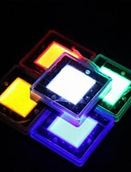 Solar Glass Brick Light Underground Lamp Deck Light
