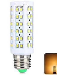 12W E26/E27 Lâmpadas Espiga T 84 SMD 2835 1020 lm Branco Quente AC 220-240 V