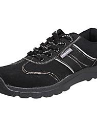 Women's Walking Shoes Fabric Black