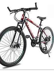 запад biking® интегрированы падение 21 вице-ступенчатая с двойным дисковые тормоза на горном велосипеде
