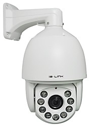IE LINK High Speed Dome Camera 30X Optical 1/3 Sony OSD Menu 650tvl Outdoor Waterproof PTZ Camera