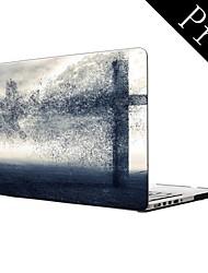 "Cool Cross and Bird Design Full-Body Protective Plastic Case for MacBook Pro 13""/15"" (Non-Retina)"