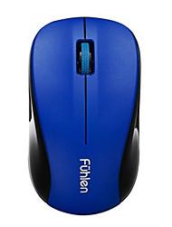 fühlen m75 wireless2.4g negocio óptico 1000dpi ratón