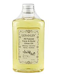 lenolin Allzweck Gesicht&Körper Olivenöl 220 g / 7,76 Unzen