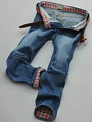 Men's High Quality Straight Jeans