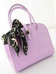 moda inglaterra cor das mulheres bloqueando bolsas portáteis