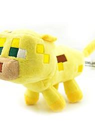 Minecraft Baby Ocelot Cat Plush Animal Toy