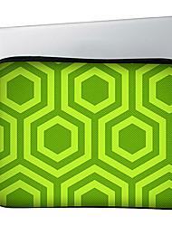 """huado® 13 """"15"""" h44588 / h44589 simplemente tornillo caso del patrón del ordenador portátil de diseño (color clasificado)"""