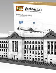 Small Particles Assembled Plastics White House Puzzles -1540pcs