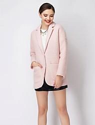 MPK ™ moda casaco de trincheira das mulheres
