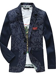 Mens Korean Style Suit Blazer