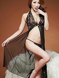 Women Chemises & Gowns Nightwear , Lace/Nylon