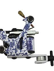 Macchinetta per tatuaggi a bobina Professiona Tattoo Machines Ghisa Linee e ombre Stampa