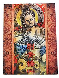 stile cinese tatuaggio libri tradizionali