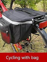 ouest biking® accessoires pour le cyclisme de vélo imperméable selle sac polochon vélos arrière de coffre