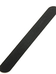 Black Nail Files Grit Buffing Nail Art