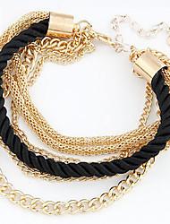 Miss Women's Fashion Temperament Elegance Statement All Match Bracelet