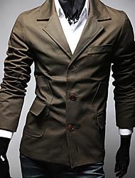 x-man mensen slanke jas