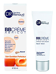 Dr Renaud Apricot BB Cream-Natural(Organic)7IN1  50ml