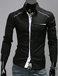 Men's Casual Shirts , Knitwear Casual INMUR