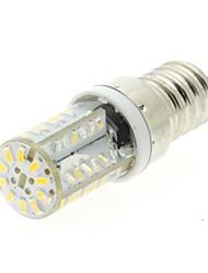 Ampoule Maïs Blanc Chaud T E14 3 W 58 SMD 3014 200 LM 3000 K AC 100-240 V