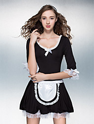 Performance Mistress Maid Costume Set