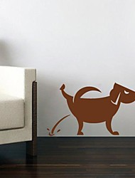 JiuBai® Dog Wall Sticker Wall Decal, 55CM*30CM