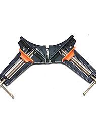 75 mm (3 pulgadas) de sujeción en ángulo recto férula angular de sujeción del bastidor carpintería tactix