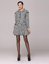 YIMILAN® The New Winter Tweed Dress Skirt