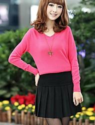 laine plissée jupe courte des femmes