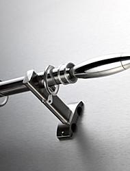 25mm Diameter Upscale Stylish Stainless Steel Single Rod