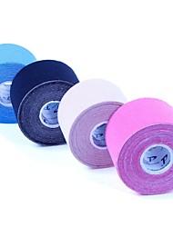 cinesiologia kintape fita 5cmx5m 4 rolos fisioterapia elástica muscular bandagem adesiva terapia fortalecer