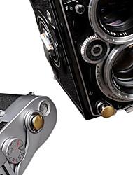 cam-in cam9014 convesso pulsante di scatto della fotocamera (bronzo)