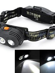 Pange Water-proof Cree XP-E Q5 230LM 2-Modes LED Cold White Light Headlamp