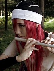 Red Cosplay Wig Inspired by Naruto Tayuya